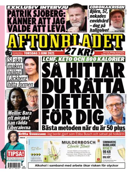Aftonbladet June 03, 2021 00:00