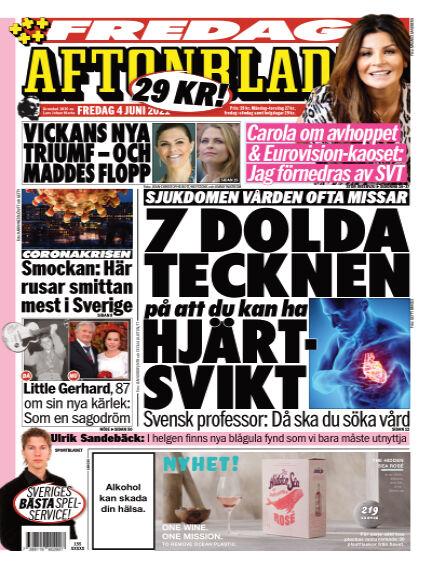 Aftonbladet June 04, 2021 00:00