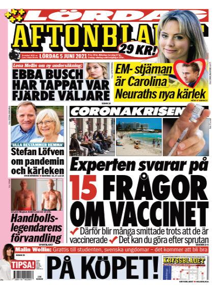 Aftonbladet June 05, 2021 00:00