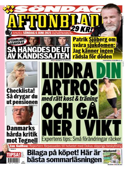 Aftonbladet June 06, 2021 00:00