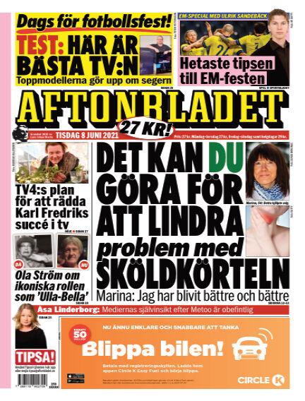Aftonbladet June 08, 2021 00:00