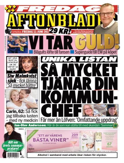 Aftonbladet June 11, 2021 00:00