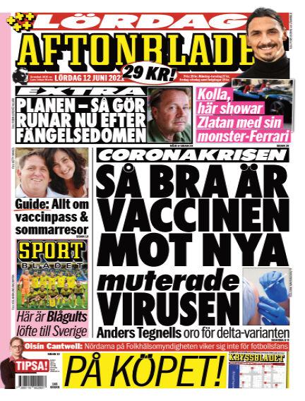 Aftonbladet June 12, 2021 00:00