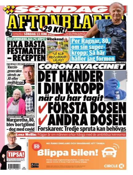 Aftonbladet June 13, 2021 00:00