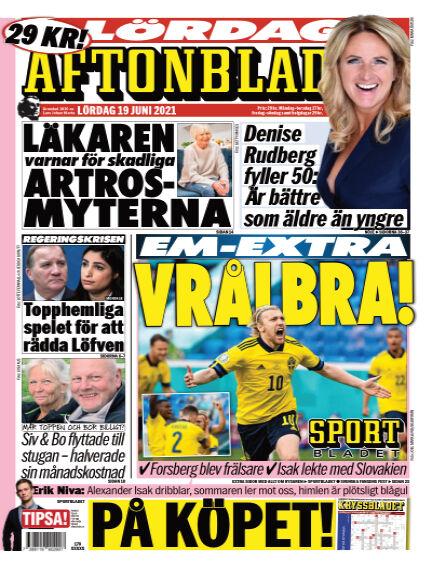Aftonbladet June 19, 2021 00:00