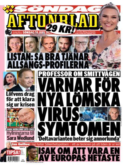 Aftonbladet June 20, 2021 00:00