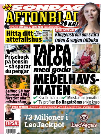 Aftonbladet June 27, 2021 00:00