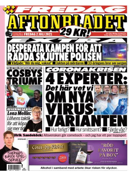 Aftonbladet July 02, 2021 00:00