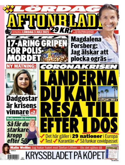 Aftonbladet July 03, 2021 00:00
