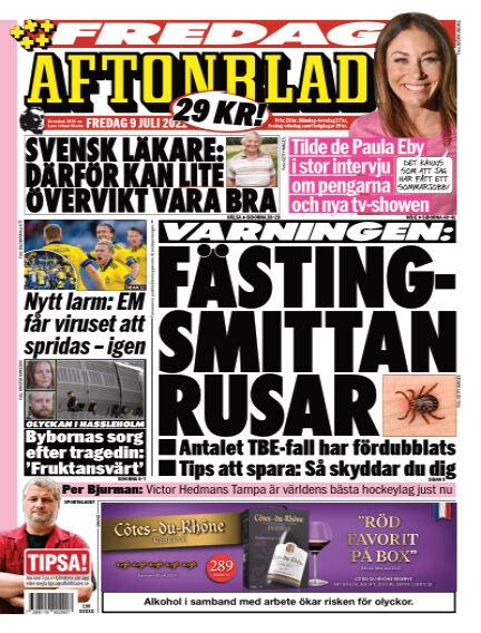 Aftonbladet July 09, 2021 00:00