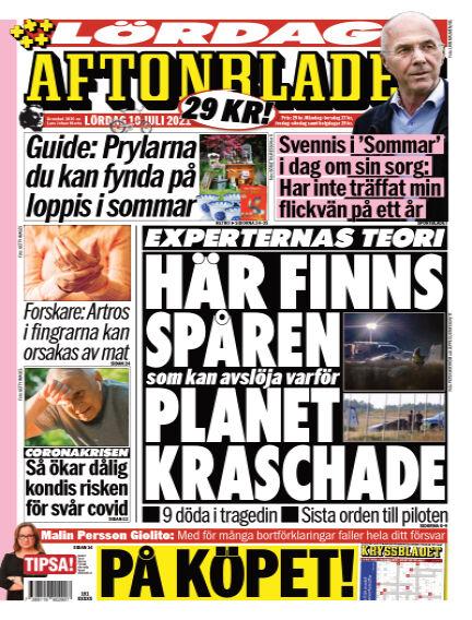 Aftonbladet July 10, 2021 00:00