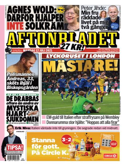Aftonbladet July 12, 2021 00:00