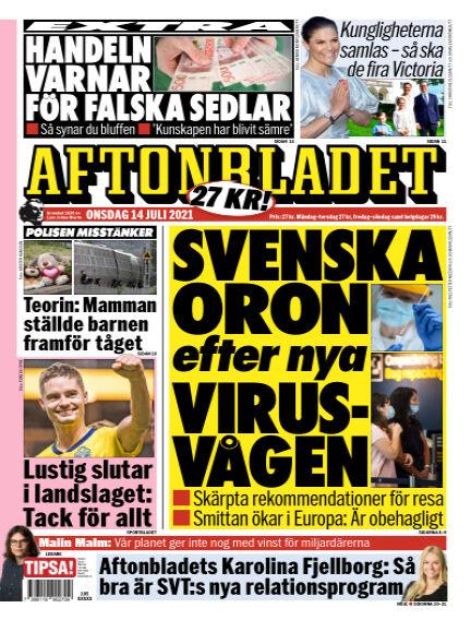 Aftonbladet July 14, 2021 00:00
