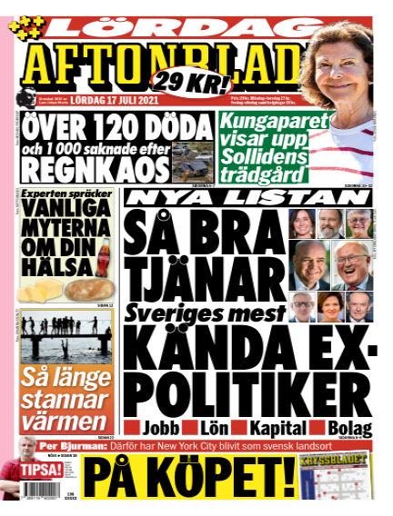 Aftonbladet July 17, 2021 00:00