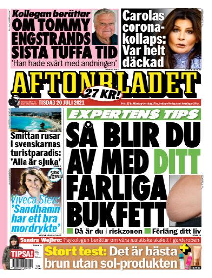 Aftonbladet July 20, 2021 00:00