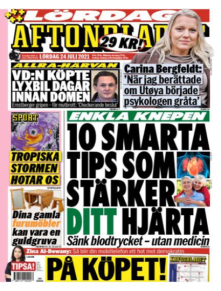 Aftonbladet July 24, 2021 00:00