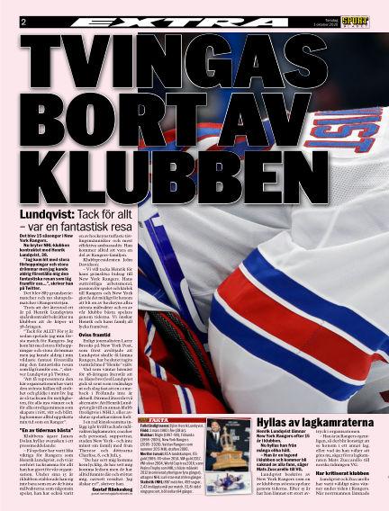 Sportbladet October 01, 2020 00:00