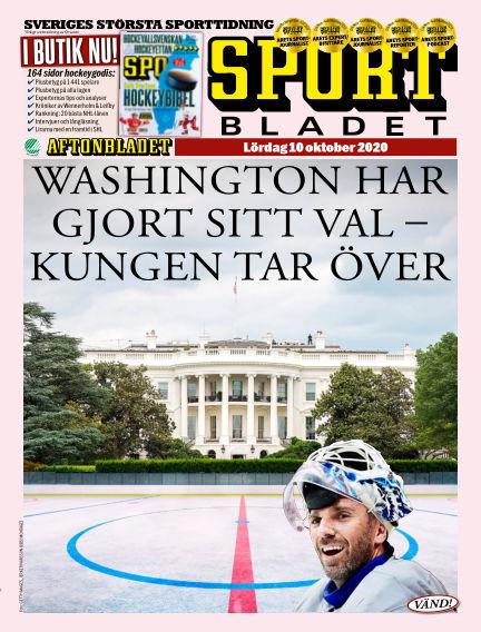 Sportbladet October 10, 2020 00:00