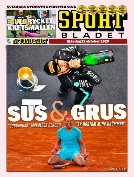 Sportbladet October 12, 2020 00:00