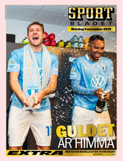 Sportbladet November 09, 2020 00:00