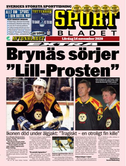 Sportbladet November 14, 2020 00:00