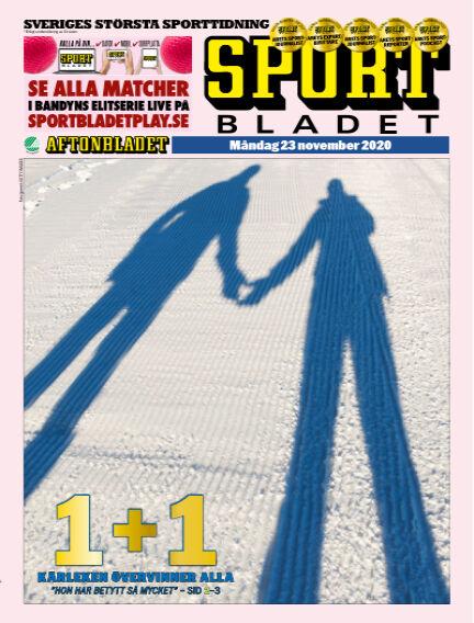 Sportbladet November 23, 2020 00:00