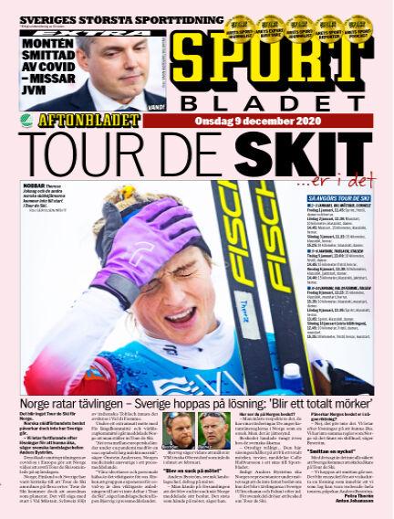 Sportbladet December 09, 2020 00:00