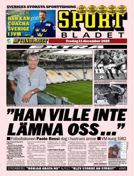 Sportbladet December 11, 2020 00:00