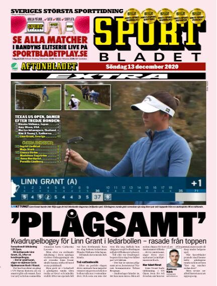 Sportbladet December 13, 2020 00:00