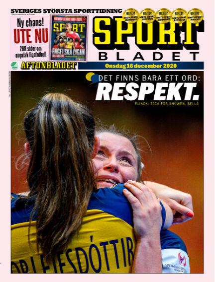 Sportbladet December 16, 2020 00:00
