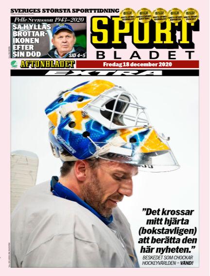 Sportbladet December 18, 2020 00:00