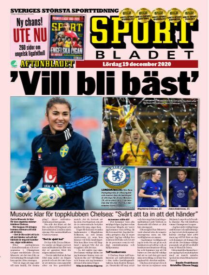 Sportbladet December 19, 2020 00:00