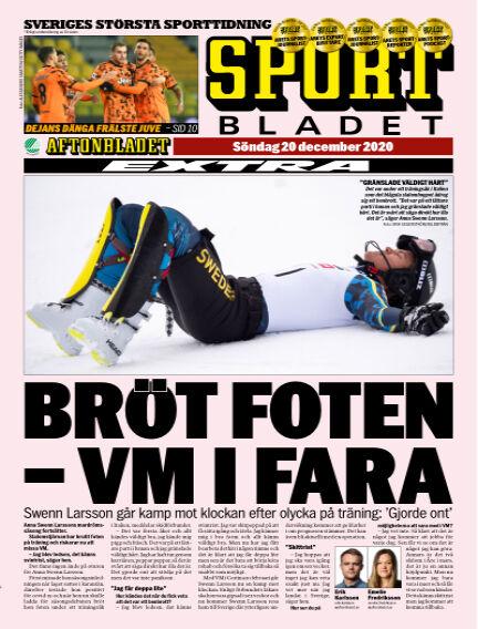 Sportbladet December 20, 2020 00:00