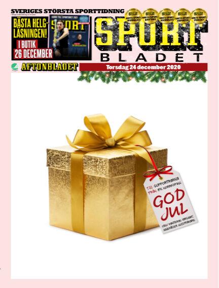 Sportbladet December 24, 2020 00:00