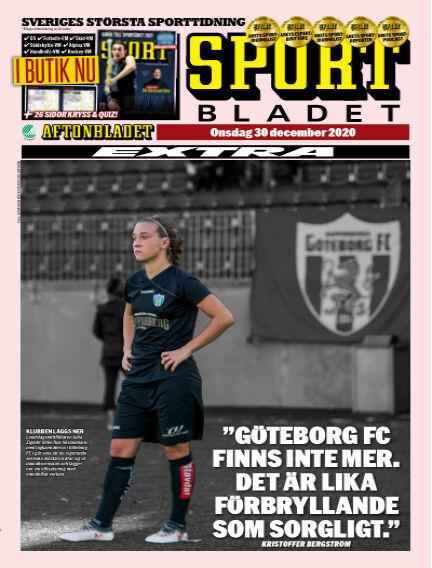 Sportbladet December 30, 2020 00:00