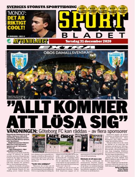 Sportbladet December 31, 2020 00:00