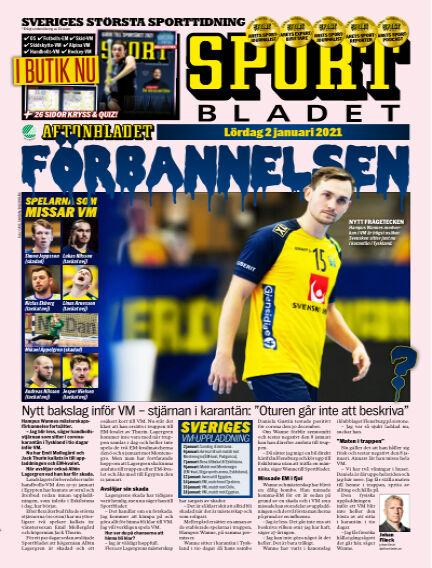 Sportbladet January 02, 2021 00:00