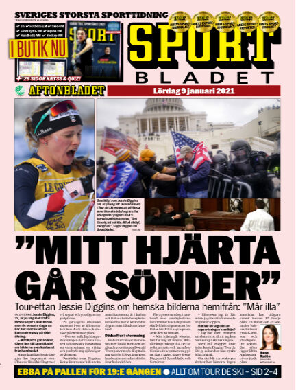 Sportbladet January 09, 2021 00:00