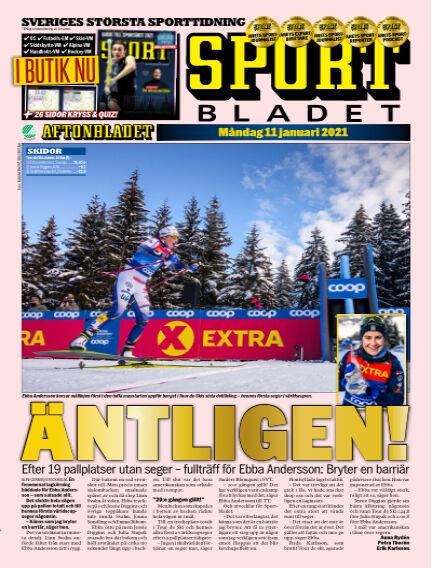 Sportbladet January 11, 2021 00:00