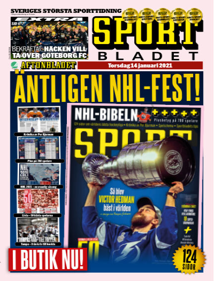 Sportbladet January 14, 2021 00:00