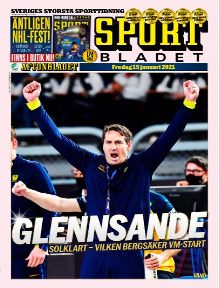 Sportbladet January 15, 2021 00:00