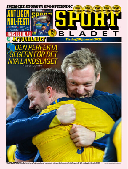 Sportbladet January 19, 2021 00:00