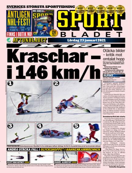Sportbladet January 23, 2021 00:00