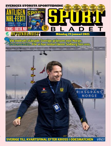 Sportbladet January 25, 2021 00:00