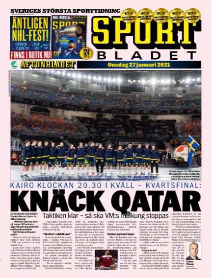 Sportbladet January 27, 2021 00:00