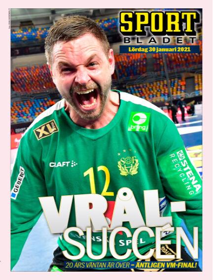 Sportbladet January 30, 2021 00:00