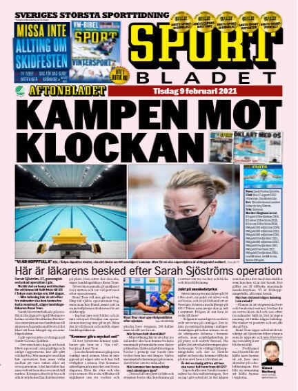 Sportbladet February 09, 2021 00:00