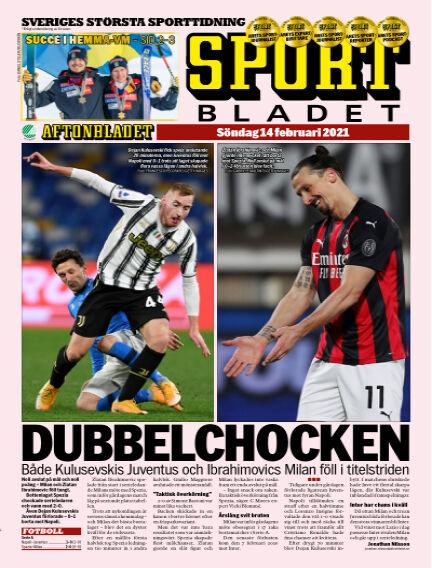 Sportbladet February 14, 2021 00:00