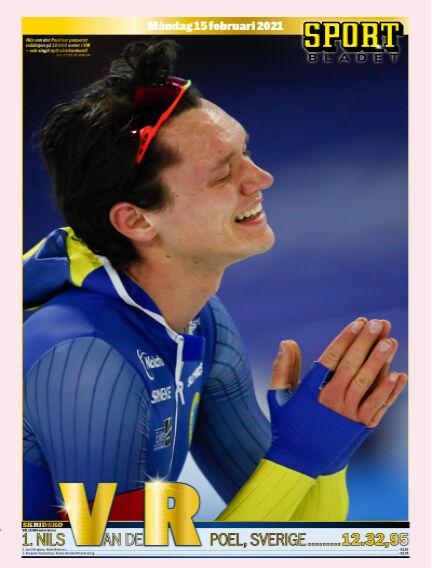 Sportbladet February 15, 2021 00:00