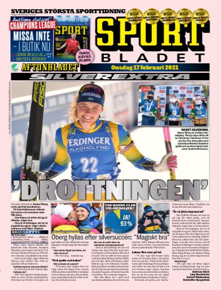 Sportbladet February 17, 2021 00:00